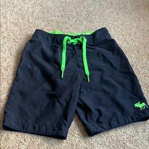 Abercrombie kids swim trunks. Boys x-large